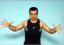 Упражнение 27. Пальцы в точку