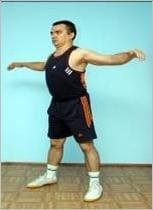 Упражнение 9. Китайский болванчик