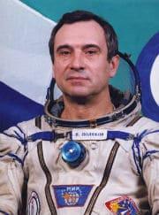 Летчик-космонавт Валерий Владимирович Поляков